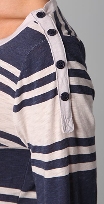 Splendid Sailor Stripe Top
