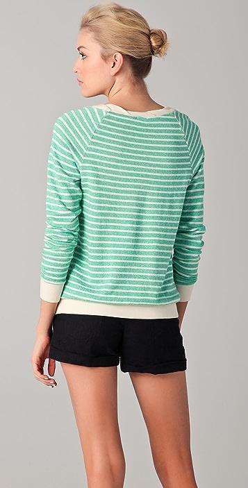 Splendid Sahara Stripe Pullover