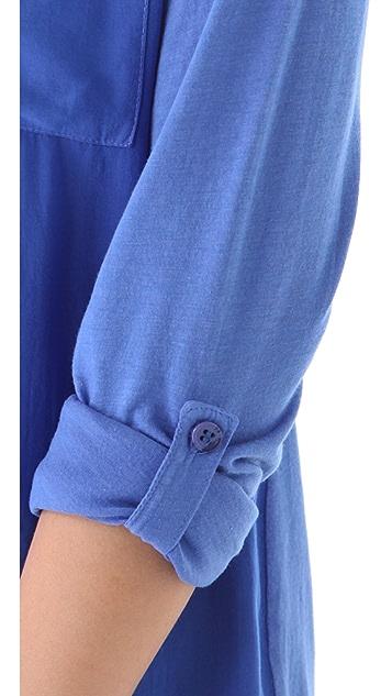 Splendid Pocket Blouse