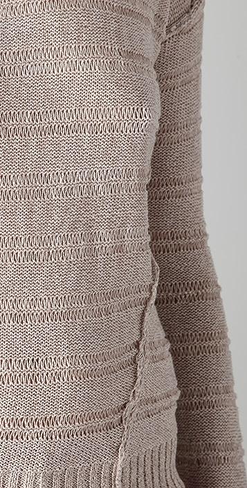 Splendid Tape Yarn Stripe Sweater