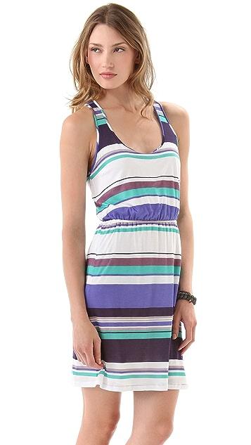 Splendid Canyon Stripe Dress