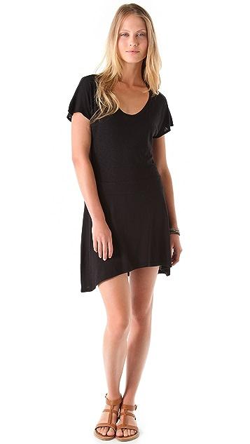 Splendid V Neck Dress