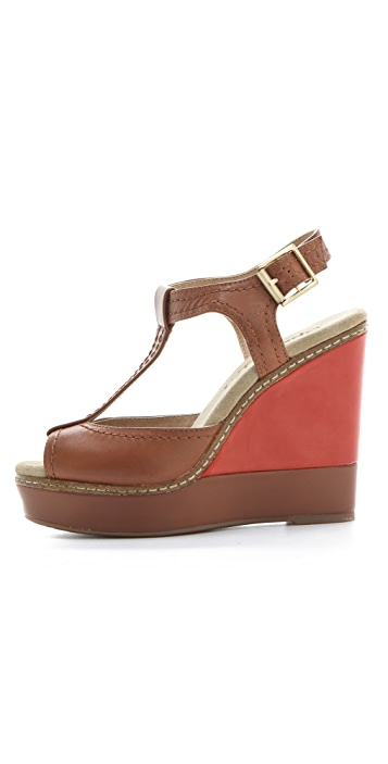 Splendid Kane Wedge Sandals