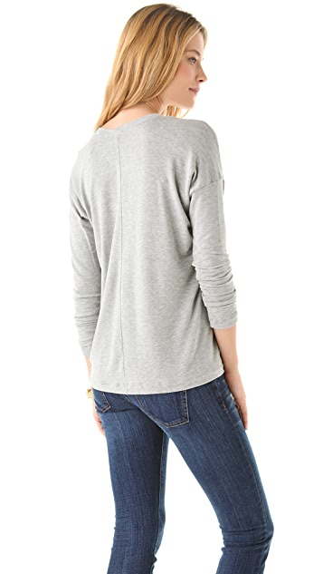 Splendid Super Soft Henley