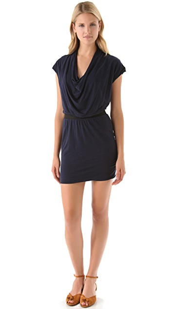 Splendid Cowl Neck Dress