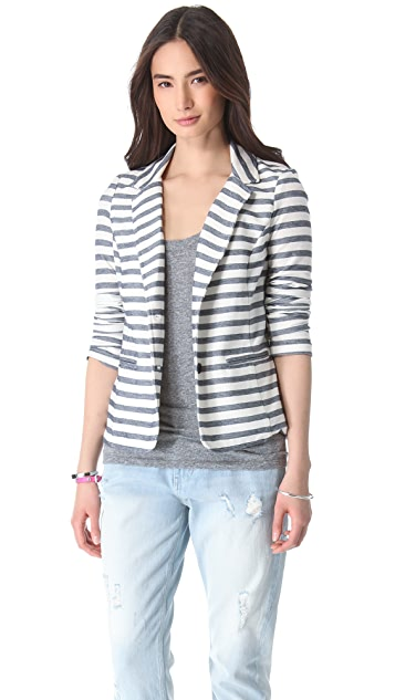 Splendid Nantucket Stripe Blazer