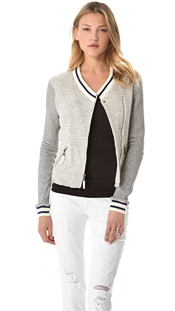 Splendid Rydell Knit Jacket