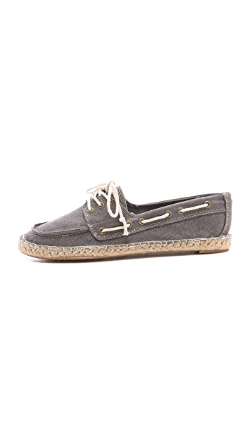 Splendid Ranger Espadrille Boat Shoes