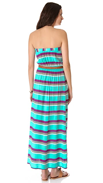 Splendid Cannes Stripe Dress