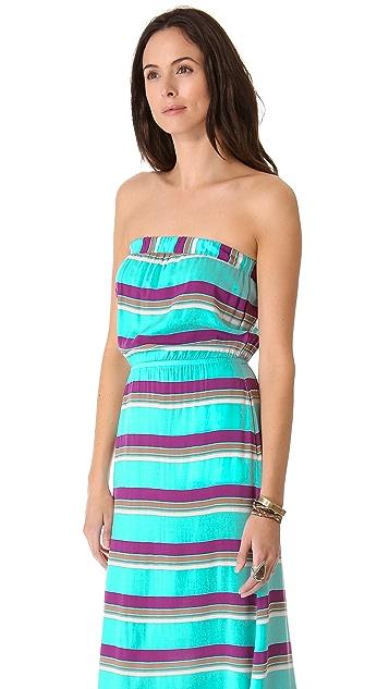 Splendid Cannes Stripe Dress