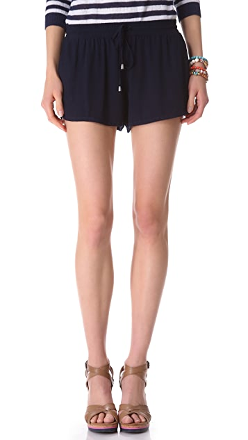 Splendid Drawstring Shorts