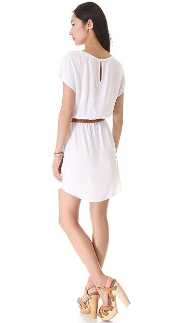 Splendid Elastic Waist Dress