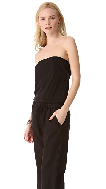 Splendid Breezy Linen Jumpsuit