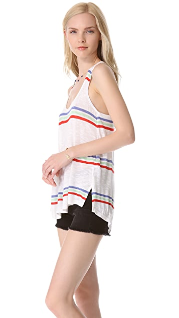 Splendid Hermosa Slub Striped Tank