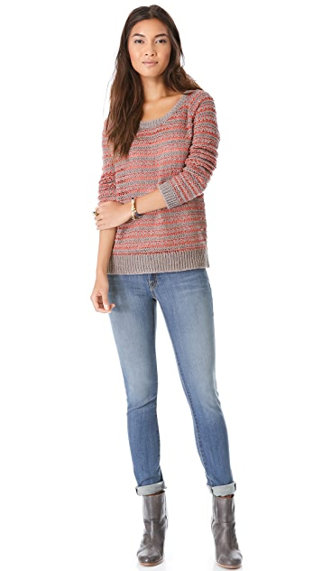 Splendid Hudson Stitch Sweater