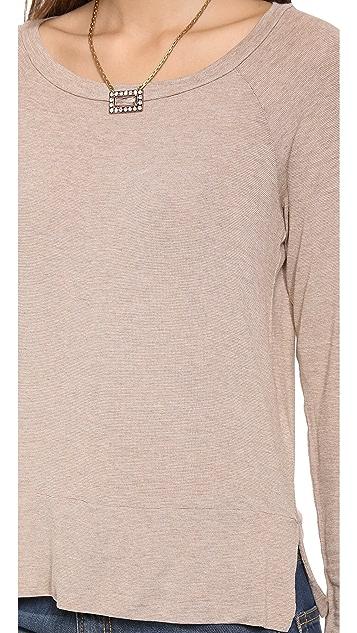 Splendid Drapey Lux 针织套衫