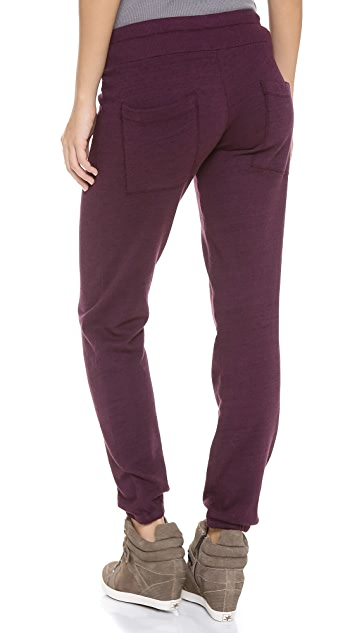 Splendid Space Dyed Heather Active Sweatpants