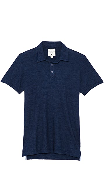 Splendid Short Sleeve Polo Shirt