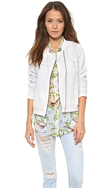 Splendid Coastal Moto Jacket