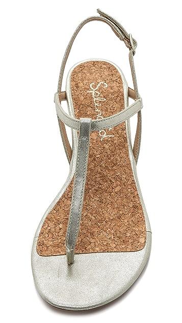 Splendid Edgewood Low Wedge Sandals