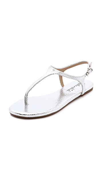 Splendid Mason T Strap Sandals Shopbop