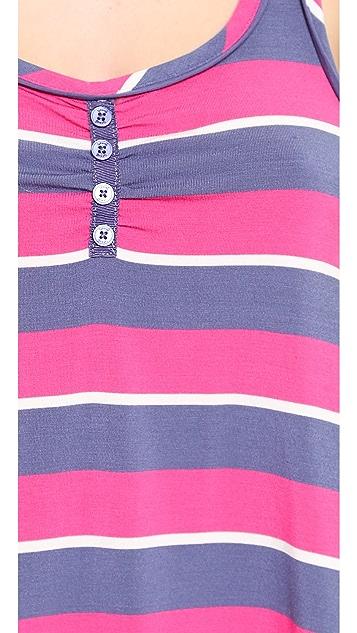 Splendid Piped Cutie Pajama Set