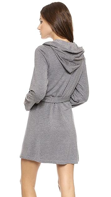 Splendid Hooded Boyfriend Robe