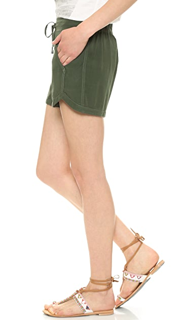 Splendid Woven Pull On Shorts