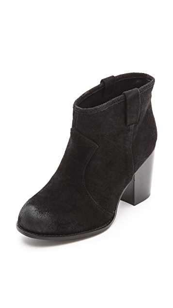 Splendid Lakota Suede Booties