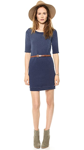 Splendid Indigo Mini Dress