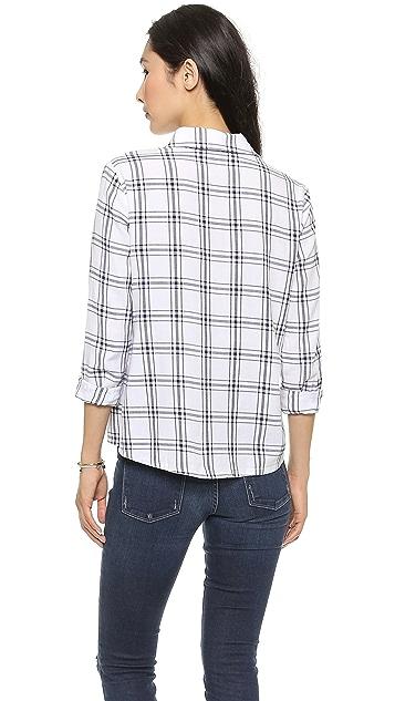 Splendid Aston Flannel Shirt