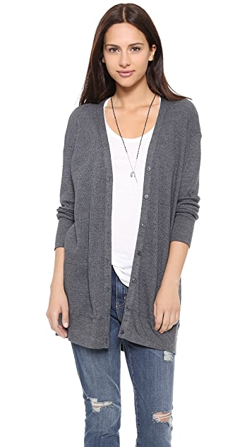 Splendid Thermal Cardigan