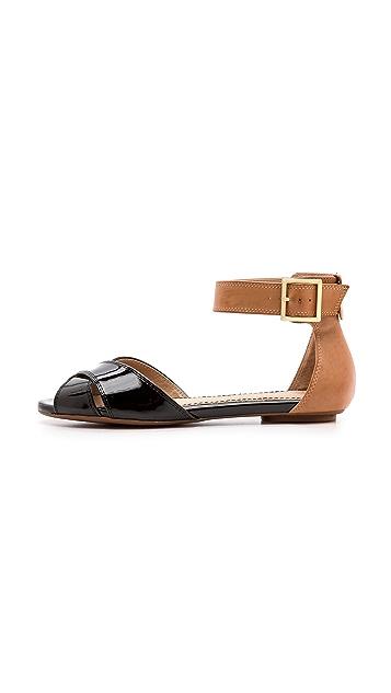 Splendid Atlanta Ankle Strap Sandals