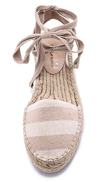 Splendid Eveleigh Striped Espadrilles