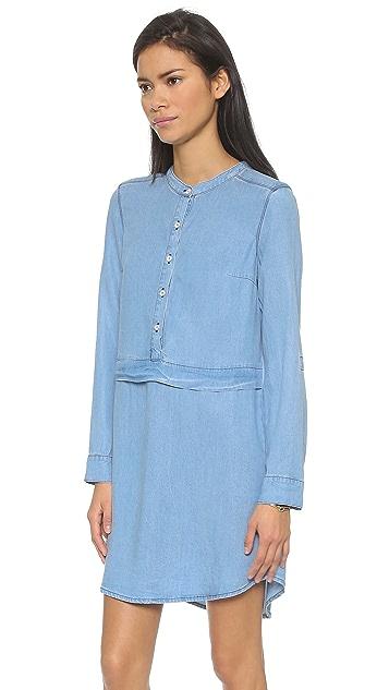 Splendid Chambray Shirtdress