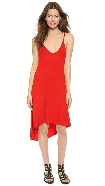 Splendid 2x1 Rib Swing Dress