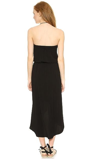 Splendid Strapless Woven Dress