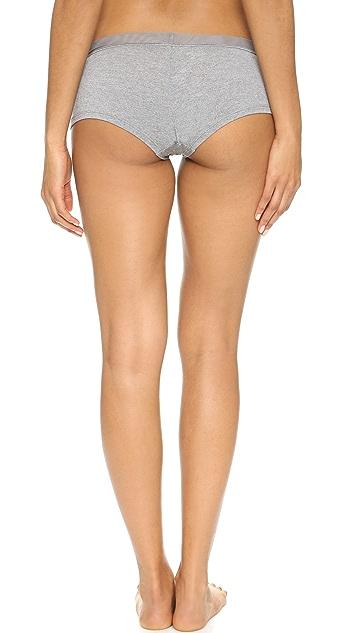 Splendid Mesh Girl Shorts