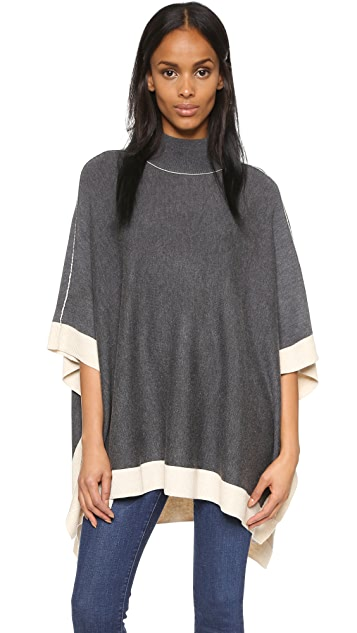 Splendid Saddle Poncho