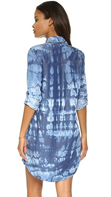 Splendid Neo Indigo Shirtdress