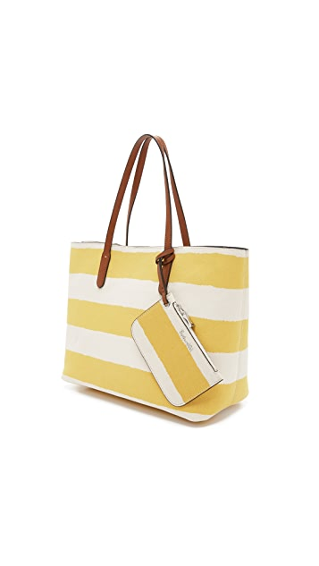 Splendid Key Largo Striped Tote