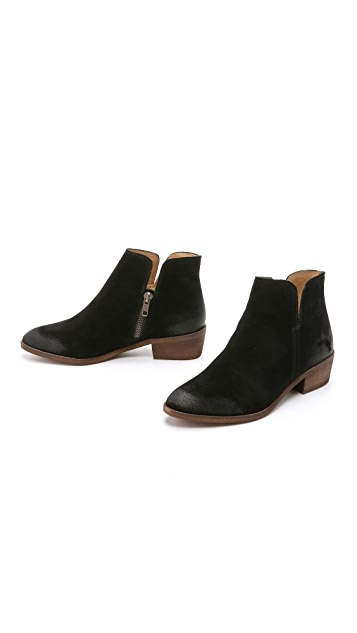 Splendid Hamptyn Suede Booties