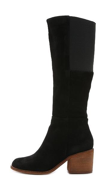 Splendid Kassie Tall Suede Boots