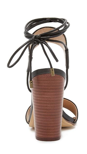 Splendid Kenya Chunky Heel Sandals