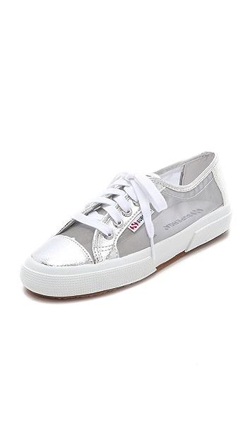 Superga Mesh Metallic Netu Sneakers