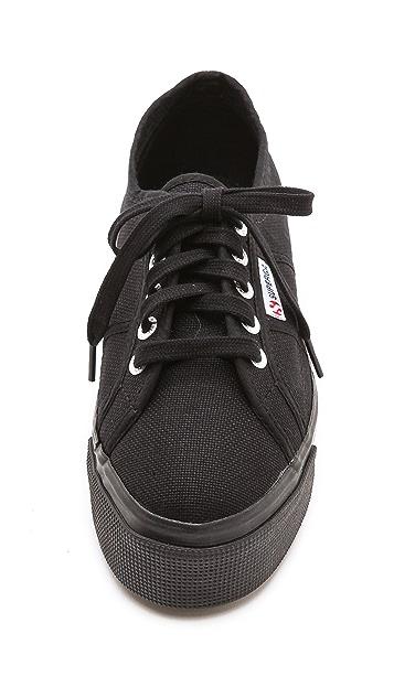 Superga Linea Platform Sneakers