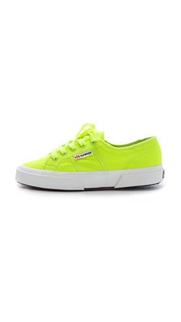 Superga Cotu Fluoro Sneakers