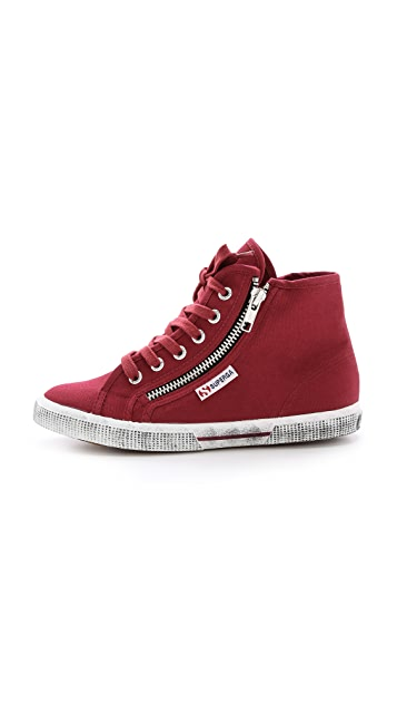 Superga High Top Sneakers