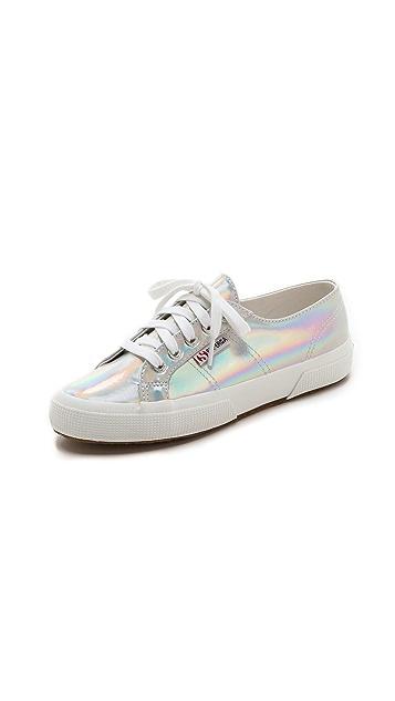 Superga Mirrored Sneakers