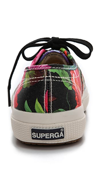Superga Hawaiian Floral Sneakers
